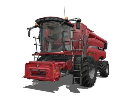 Axial-Flow x140 - 7140 (2015 - ..)