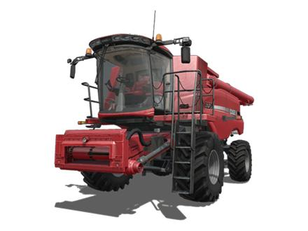 Axial-Flow xx 10 - 8010 (2008 - 2011)